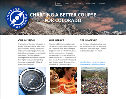 Compass Colorado Website
