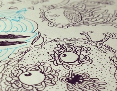Doodles 2013 No.1