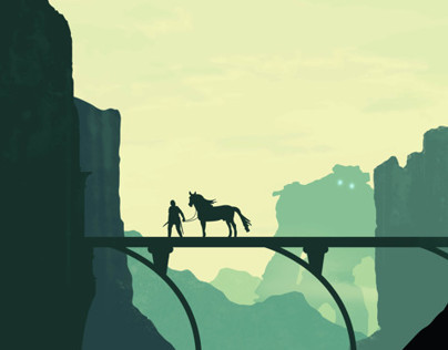 Shadow of the Colossus: Poster Series