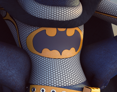 A Dark Knight tribute