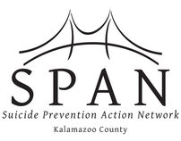 SPAN (Suicide Prevention Action Network) Logo