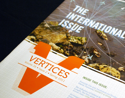 Vertices // Dukes Undergraduate Research Journal