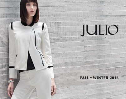 Campaña Julio Fall-Winter 2013