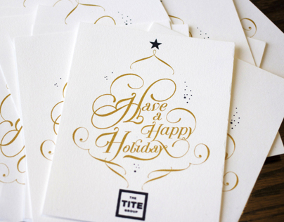 The Tite Group Holiday Card