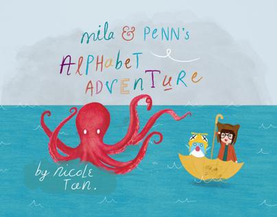 Mila & Penns Alphabet Adventure