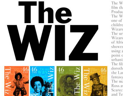 The Wiz Stamp Project