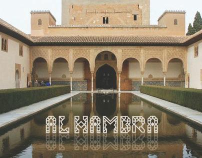 Al Hambra Typeface