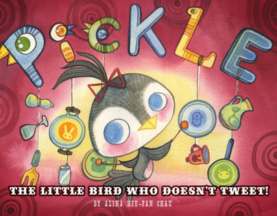 Pickle - the little bird who doesn't tweet