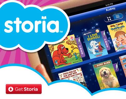 STORIA - Brand & Promotional digital campaigns