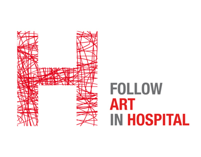 H contemporary art in Hospital