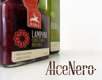 Alce Nero | Rebranding and packaging