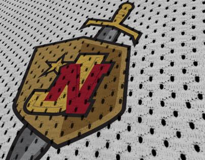 New Jersey Generals   A11FL Team Branding Concept