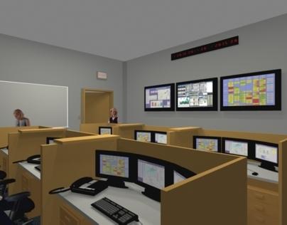 3D concept renderings