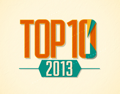Channel NewsAsia - Top 10 2013