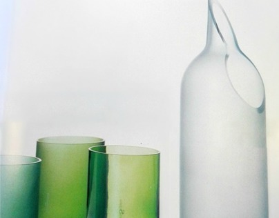Bottle Experiments: Glass