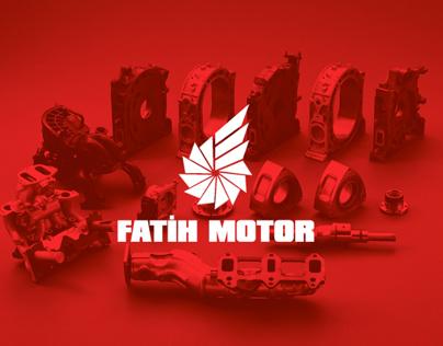 Fatih Motor Corporate ID
