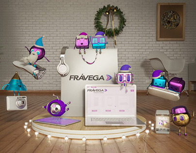 Christmas at Fravega