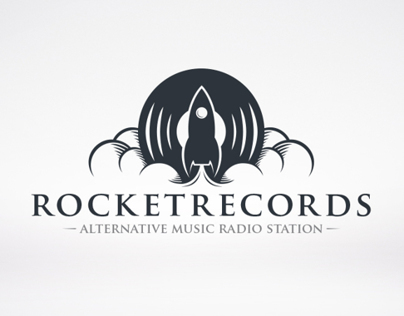 Rocket Records (On Sale Logo)