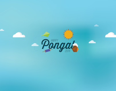 Happy Pongal / Sankranti