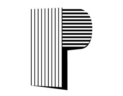 Papes: Paper-Based Typeface