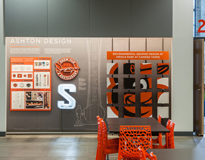 Baltimore Design School Exhibit
