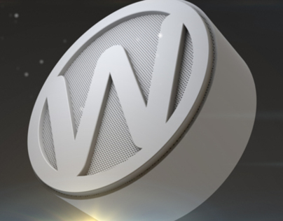 W logo animation