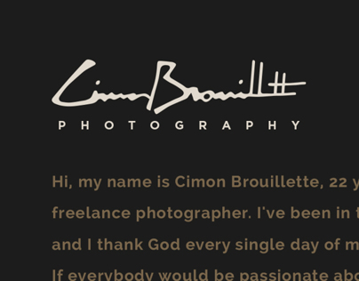 Cimon Brouillette Photography
