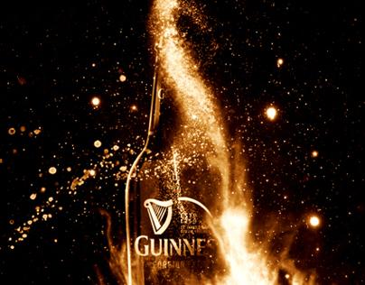 Guinness Bottle Bang