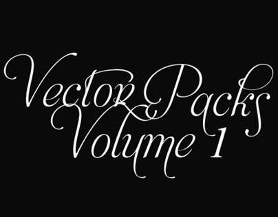 Vector Pack Vol 1