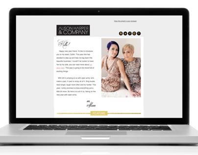 Digital Branding for AH&Co.