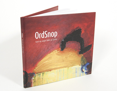 OrdSnop Poetry Book