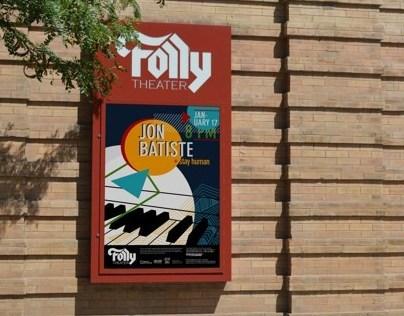 Folly Theater: Jon Batiste