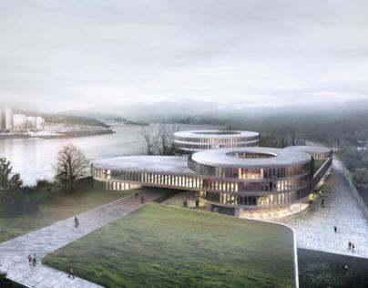 School of Architecture in Basel (Switzerland)