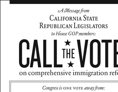 Call the Vote!