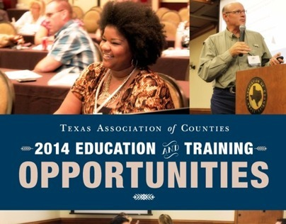 Education & Training Opportunities Brochure