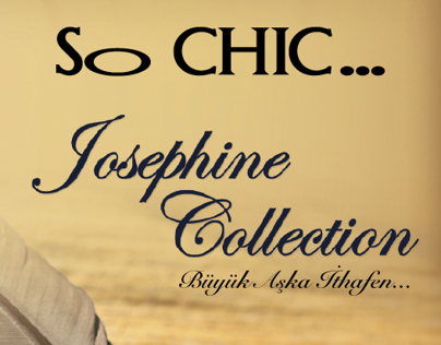 So CHIC... Josephine Collection