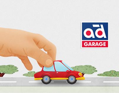 AD Garage 20 TVC