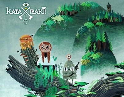 KATARAKT! crowdfunding project