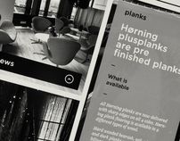 Horning Flooring - Web pitch