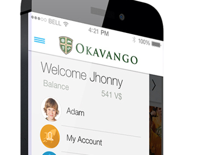 School and Parents App
