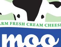 Moo Logo and Package Design