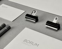 Borum Consult - Visual identity