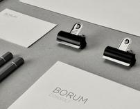 Borum Consult - Visual identity