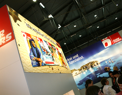 Exhibition Design | ÖGER Tours