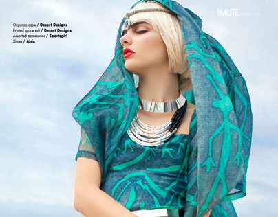 Desert of Colours for iMute magazine