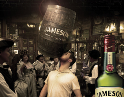 "Jameson ""His Key to Fine Whiskey"" Campaign"