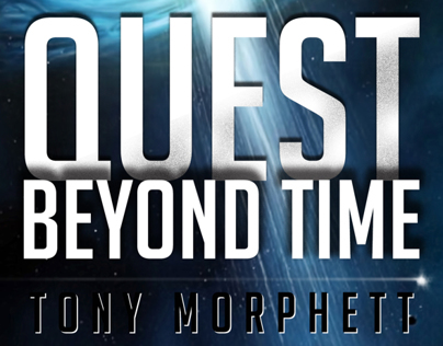 Book Cover - Quest Beyond Time