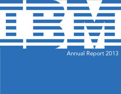 IBM Annual Report