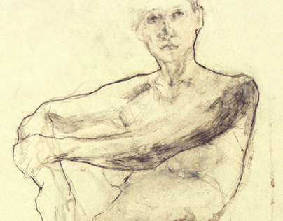 Nude Life Drawing II
