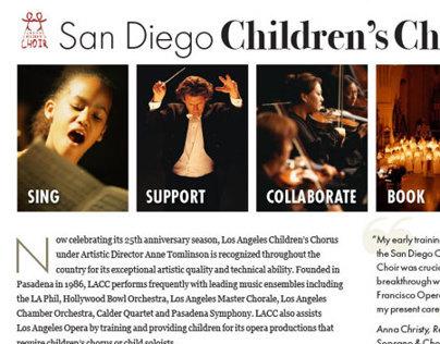 San Diego Childrens Choir